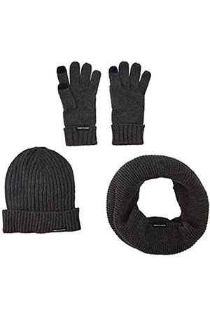Urban classics Men's Winter Scarf, Hat & Glove Set