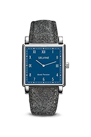 Selvine Womens Analogue Quartz Watch with Stainless Steel Strap SCHE14