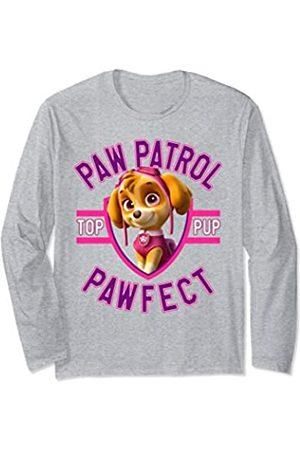 Nickelodeon Paw Patrol Top Pup Apparel PP1055 Long Sleeve T-Shirt