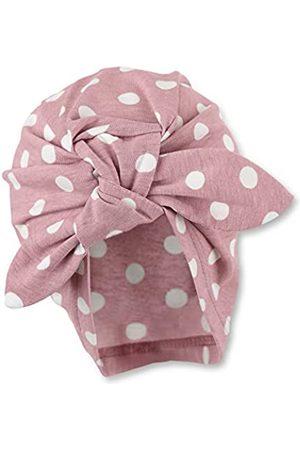 Sterntaler Baby Girls' Beanie hat Knotted