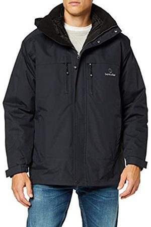Bermudes Men's Parka Hiker 3 En 1 Raincoat