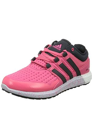 adidas Women's Climaheat Sonic Boost Running Shoes, - (Super F15/Dark /Clear S12)