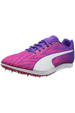 Puma Women's Evospeed Distance 7 Wn Track & Field Shoes, Sparkling Cosmo-Electric