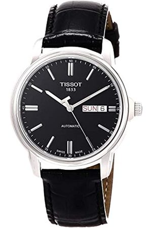 Tissot Men's Analogue Automatic Watch with Leather Strap T065.430.16.051.00