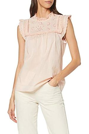 Dorothy Perkins Women's Broderie Frill Victoriana Top Blouse