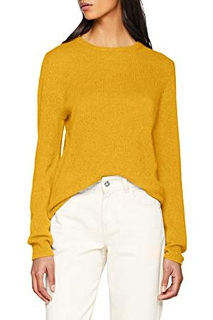 SPARKZ COPENHAGEN Women's Pure Cashmere O-Neck Pullover Jumper