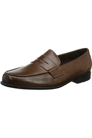 Rockport Men's Classic Loafer Penny, (Dark )