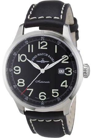 Zeno Men's Automatic Watch Retro TRE 6569-a1 with Leather Strap