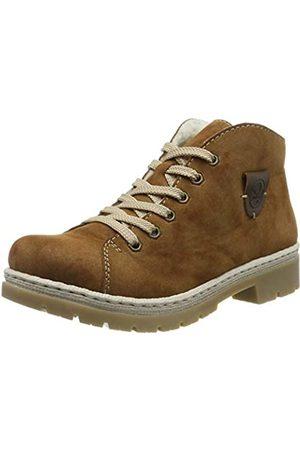 Rieker Women's Herbst/Winter Ankle Boots, (reh/Kastanie 24)