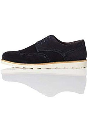 find. Hybrid Loafer Brogues (Navy)