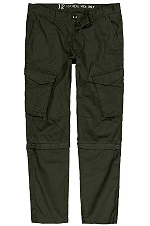 JP 1880 Men's Big & Tall Zipp-Off Trousers Khaki 62 721319 44-62