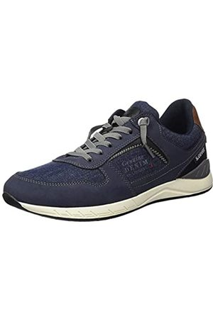 s.Oliver Men's 5-5-13640-24 Trainers, (Denim 802)