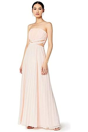 TRUTH & FABLE Amazon Brand - Womens Dress Bridesmaid Maxi, 6