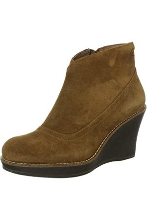 Scholl Women's Althas Wedges Boots F244541011390 6 UK