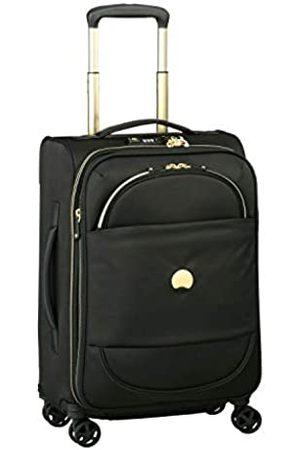 Delsey Paris Montrouge Suitcase 55 Centimeters 45 (Noir)