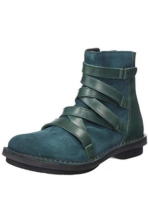 Fly London Women's FELT005FLY Ankle Boots, (Petrol 005)