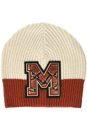 Scotch & Soda Maison Women's Varsity Colour Block Beanie with Badge Baseball Cap