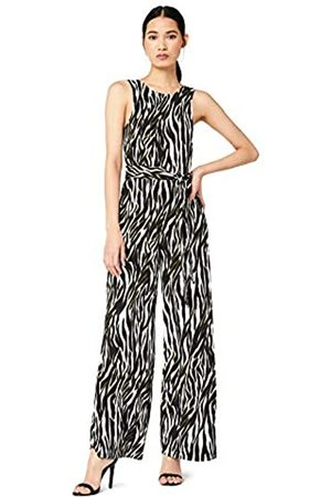 TRUTH & FABLE Amazon Brand - Women's Jumpsuit, 14