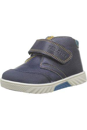 Pablosky Boys' 62521 Low-Top Sneakers, (Azul Azul)