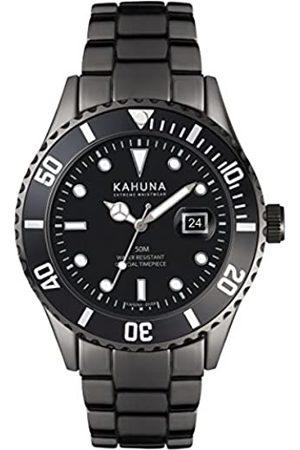 Kahuna Mens Analogue Classic Quartz Watch with None Strap KGB-0012G