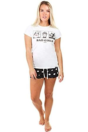 Disney Women's Bad Girls Pajama Set