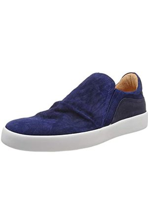 Think! Men's Joeking_484648 Loafers, (Indigo/Kombi 90)