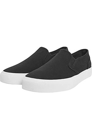 Urban classics Unisex Adults' Low Sneaker Slip on Trainers,, Multicoloured (Blk/Wht)