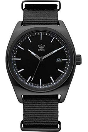adidas Mens Analogue Quartz Watch with Nylon Strap Z09-2341-00