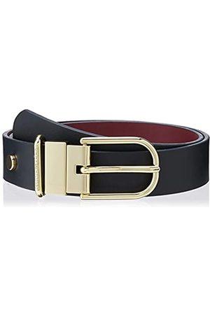 Tommy Hilfiger Women's New Fancy Reversible Belt 3.0