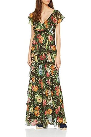 PAUL & JOE Women's Hmadrigal Dress, (Marron/ 07)