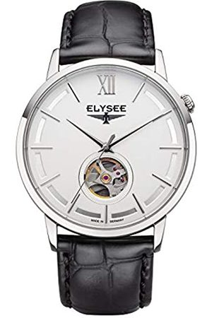 ELYSEE Unisex Adult Analogue Automatic Watch with Leather Strap 77010