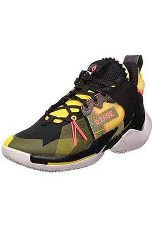Jordan Men's Zer0.2 Se Basketball Shoes, /Flash Crimson/ /Vast Gray