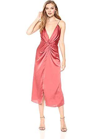 Keepsake Women's Romance Party Dress, (Faded Rose)