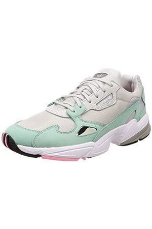 adidas Women's Falcon W Fitness Shoes, (GRIUNO/GRIUNO/VERSEN 0)