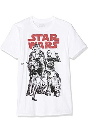 STAR WARS Men's Falcon Crew T-Shirt