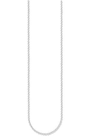 Thomas Sabo Women Men-Necklace Glam & Soul 925 Sterling Length from 38 to 42 cm KE1105-001-12-L42v
