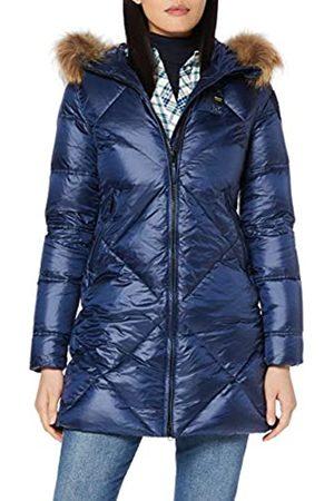 Blauer Women's Impermeabile/Trench Lunghi Imbottito Piuma Coat