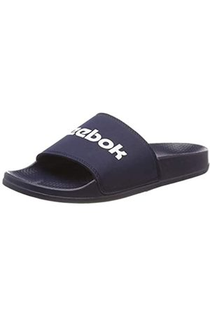 Reebok Classic Slide, Unisex Adults' Mules Beach & Pool Shoes, (Ryl / Collegiate Navy / 000)