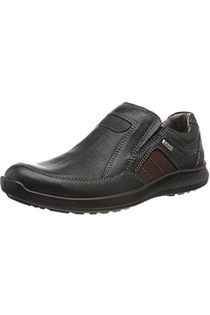 Jomos Men's Campus II Loafers, (Schwarz/Oxblood/Schwarz 267-0066)