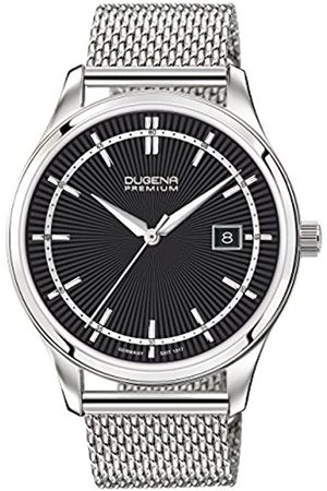 DUGENA Men's Analogue Quartz Watch with Stainless Steel Strap 7090211
