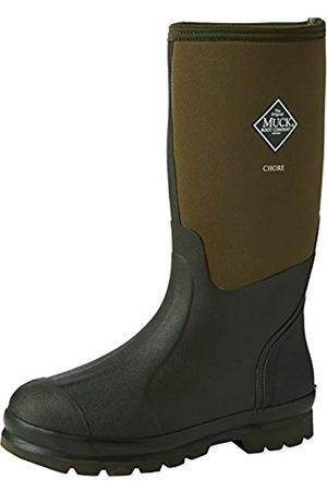 Muck Boots Unisex Adults Chore High Work Wellingtons, (Moss 333)