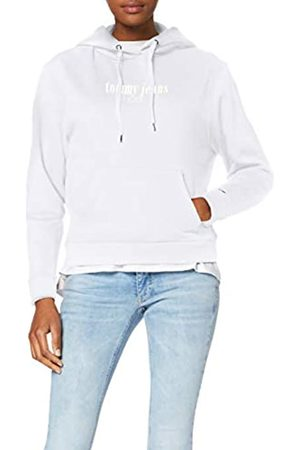 Tommy Hilfiger Women's Tjw Metallic Logo Hoodie Cardigan