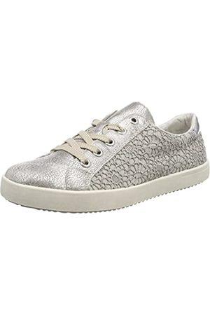 Rieker Kinder Girls' K5205 Low-Top Sneakers, (Altsilber/staub-Silber)