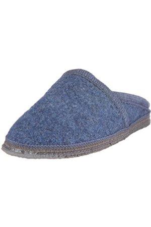 Kitz - Pichler Unisex Adults' Virgen Open Back Slippers, (Jeansblau 2876)