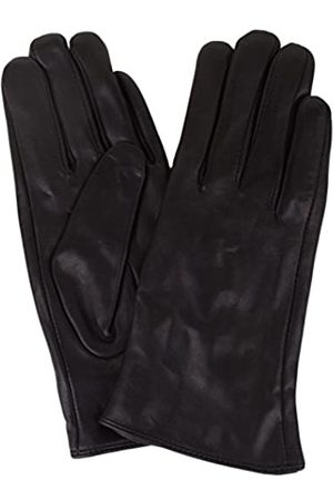 "SNUGRUGS Womens Butter Soft Premium Leather Glove with Warm Fleece Lining - - Medium (7"")"