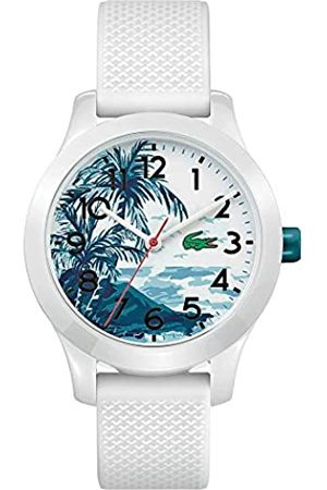 Lacoste Unisex Child Analogue Classic Quartz Watch with Silicone Strap 2030017