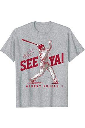 FanPrint Albert Pujols See Ya T-Shirt - Apparel