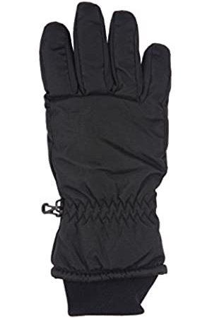 Döll Fingerhandschuhe Gloves, -Schwarz (Caviar 1010)