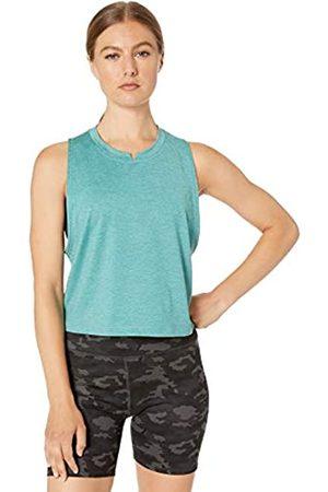 CORE Soft Workout Cropped Tank T-Shirt