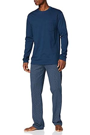 Schiesser Men's Schlafanzug_159633 Pyjama Set Pyjama Set